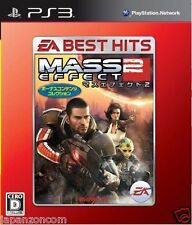 Used PS3 Mass Effect 2 PLAYSTATION 3 SONY JAPAN JAPANESE IMPORT