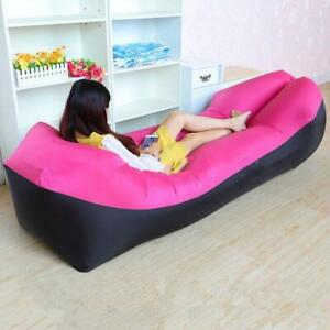 New!! Outdoor Lounge-chair Sofa-bag Camping-chair Air-bed Waterproof Inflatable