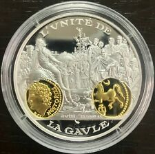 Stater Gold of Vercingetorix 52 Av Jc - Mint Gold and Silver Pure 999/1000