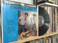 "El Palomo y El Gorrion ""Ingratos Ojos Mios"" Falcon 2041 LP (196*)"