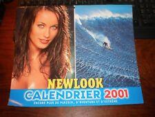 EROTISME/PIN UP/NEWLOOK CALENDRIER 2001