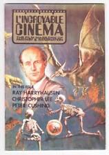 1971 fanzine L'INCROYABLE CINEMA #5 - Ray Harryhausen, Peter Cushing, Chris Lee