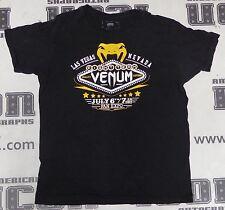 Official 2012 UFC 148 Fan Expo Venum Fight Team Shirt M Medium Anderson Silva