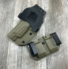 Beretta 92 holster & Double Mag Carrier by SDH Swift Draw Holsters