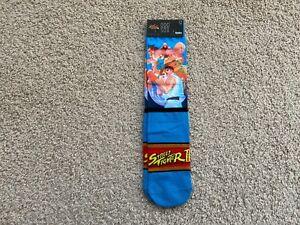 NEW Odd Sox Street Fighter socks