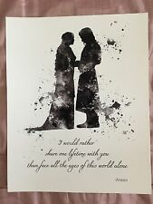 POSTER Picture Print Love Arwen New