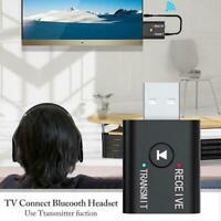 Bluetooth Adapter Aux Empfänger Auto Audio Receiver Audioger Wireless P6Y8