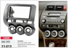 CARAV 11-213 2Din Marco Adaptador Kit Instalacion Radio HONDA Fit Jazz 2002-2008