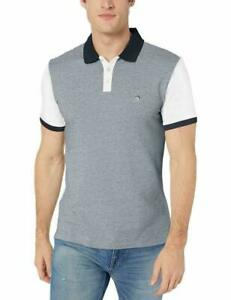Original Penguin Men'S Short Sleve Colorblock Polo