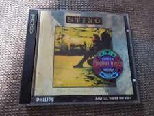 Sting Ten Summoner's Tales RARE German Philips CD-I