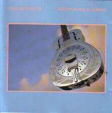 CD -- dire Straits-Brothers in Arms/1985/W. GERMANY