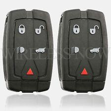2 Car Key Fob Keyless Smart Remote 2008 2009 2010 2011 2012 Land Rover LR2