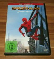 Spider-Man: Homecoming (2 DvD Edition 2017) Marvel Fantasy Blockbuster