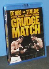 Grudge Match (Blu-Ray/DVD, 2-Disc Set, 2014)