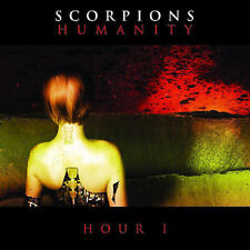 SCORPIONS: Humanity - Hour 1 (CD, 2007 New Door / Universal UMe)