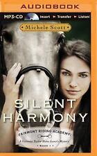 Fairmont Riding Academy: Silent Harmony : A Vivienne Taylor Horse Lover's...