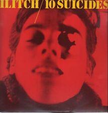 Ilitch 10 Suicides + BOOKLET NEAR MINT S.C.O.P.A. Vinyl LP