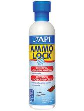 API Ammo Lock 237ml Detoxifies Neutralises Ammonia Instantly Protects Fish