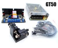 50Kpps High Speed galvo scanner for laser show lighting/RGB Laser system Scanner