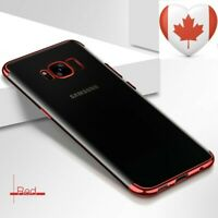 For Samsung S9 Plus Cover Case Luxury Slim Plating Silicon Soft TPU Case Canada