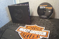 ANNIVERSARY Celebration DVD Reunion Case Collector 105TH NEW HARLEY Davidson H6