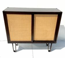 mid century modern rare edward wormley for dunbar cabinet bookcase vintage retro