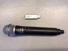 Behringer Ultralink ULM300USB 2.4GHz Handheld Digital Wireless Microphone System