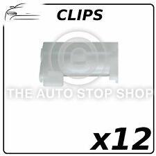 Clips Bodyside Trim Clips Roof Panel Mouldings Renault Kangoo Part: 9992 12 Pack