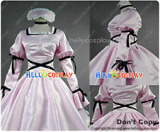 Future Diary Cosplay Uryuu Minene Costume Dress H008