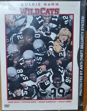 Wildcats (DVD, 2003) RARE 1986 GOLDIE HAWN WOODY HARRELSONS + SNIPES 1ST MOVIE