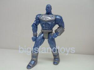 Superman Man of Steel Hasbro 1995 Steel Superman Action Figure no parts