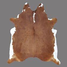 Kuhfell 220x190 cm Rinderfell 3,19 qm Fellteppich Fell Cowhide Rug Peau Vache 28