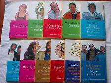 LOTTO Stock 11 Libri Comici ZELIG La Biblioteca dei Comicissimi 2003 Ottimi