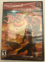 Jak 3 (Sony PlayStation 2, 2004) greatest hits new-factory sealed-ps2
