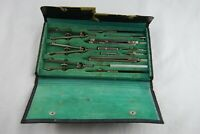 Vintage Hausler Drafting Set  Germany Model 5110