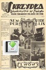 CD File 3 Skrzydla 1944 nr 1-2-3 Wilno Lwow Urbanowicz Hubal Raczkiewicz WW2 PDF