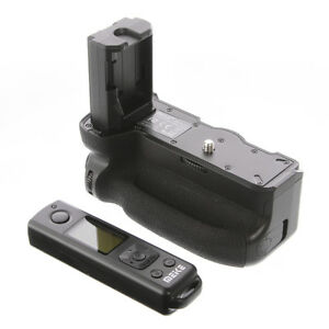 MEIKE MK-A9 Pro Battery Grip for Sony ILCE-9 A9 A7R III with 2.4G Remote Control