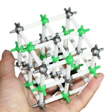 81 Pcs Nacl Crystal Structural Model 9mm Sodium Chloride For Chemical Students