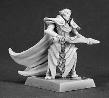 Mietitore Miniatures ellithin graysteel ROYAL Elf Hero Warlord 14468
