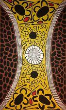 Large aboriginal painting by respected artist Elizabeth Marks Nakamarra Art