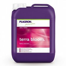 Plagron TERRA BLOOM 5L fertlizzante fioritura bloom flowering feritlizer g