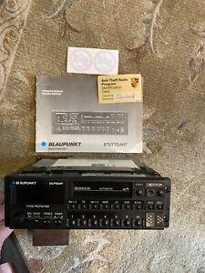 Vintage 1992 911 / 964 Blaupunkt Stuttgart Radio Cassette
