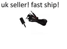 ElectraStim tens ems 2.5mm Jack Cable with 3.5mm Adaptor uk seller!