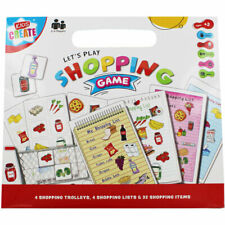 Educational Shopping Game, Toys & Games, Brand New