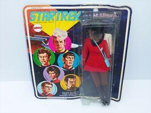 "Star Trek LT. Uhura 8"" Action Figure Mego Five Face"