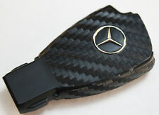 3M Carbon Fiber Wrap for Remote Key Shell Case Mercedes Benz E C R CL GL SL CL