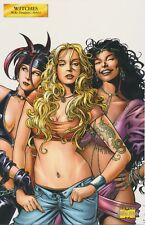MARVEL MASTER PRINTS - WITCHES by Mike Deodato