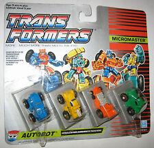 Transformers Micromaster Monster Truck Patrol - European Version