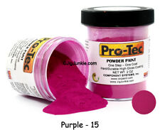 WORLD'S #1 JIG PAINT - PRO-TEC POWDER PAINT - ALL STANDARD COLORS - USA MADE!!!