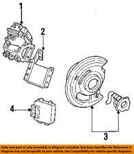 GM OEM-Vehicle Speed Sensor 24225896